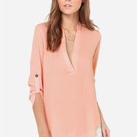V-sionary Peach Top