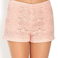 Dreamy Crochet Shorts