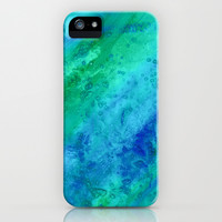 OCEAN  iPhone & iPod Case by Lauren Lee Designs
