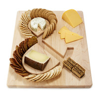 Cheese & Crackers Serving Board