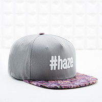 Cayler & Sons #Haze Snap Back Cap in Grey - Urban Outfitters