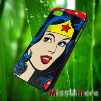 Wonder Woman/MISSUMORE,Accessories,CellPhone,Cover Phone,Soft Rubber,Hard Plastic,Soft Case,Hard Case,Samsung Galaxy ,iPhone/21aug2