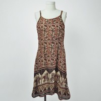 Jaipuri Strappy Sundress
