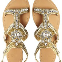 ASOS FLORIDA KEYS Flat Sandals