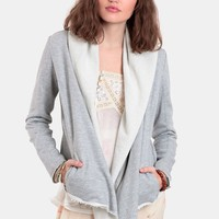 Jump Start Asymmetrical Jacket