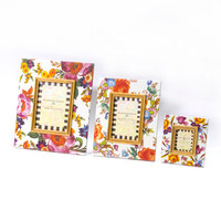 MacKenzie-Childs Flower Market Frames