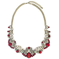 Midsummer's Dream Statement Necklace