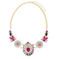 Timbuktu Statement Necklace