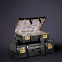 Luggage by Agent Provocateur - AP Trolley Suitcase