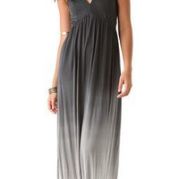 Young Fabulous & Broke Cassandra Ombre Maxi Dress | SHOPBOP