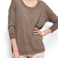 Mango Women's Loose-fit Jumper