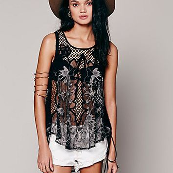Free People Womens Festival Tank -