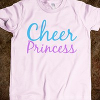 CHEER PRINCESS YOUTH TEE