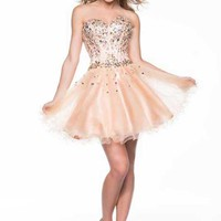 Nina Canacci 1006 at Prom Dress Shop