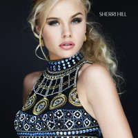 Sherri Hill Dress 11068 at Prom Dress Shop