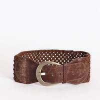 western legend elastic belt
