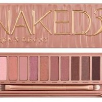 Pallet Eyeshadow Naked3.