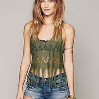 Intimately Womens Fringe Lace Cami -
