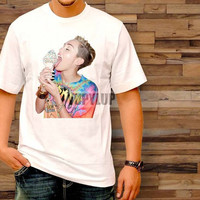 MIley Cyrus Ice Cream Movie T-Shirt by yupylup