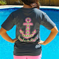 Aztec Anchor Tee