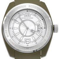 Boss Orange Stainless Steel Men's Watch Made in Europe - 			        	Sunglasses mens