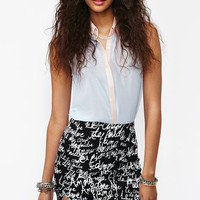 Frenchie Skirt  in  Clothes Bottoms Skirts at Nasty Gal