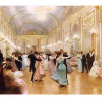 The Ball Giclee Print by Victor Gabriel Gilbert at eu.art.com