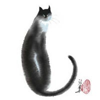 Chinese Cat II Poster di Cheng Yan su AllPosters.it