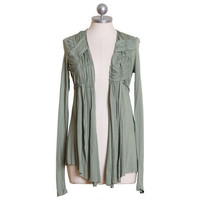 details in the fabric sage cardigan - &amp;#36;44.99 : ShopRuche.com, Vintage Inspired Clothing, Affordable Clothes, Eco friendly Fashion