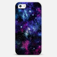 Galaxy Stars 3 iPhone 5s case by Organic Saturation | Casetagram