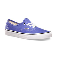 Canvas Authentic | Shop Shoes at Vans