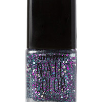 Cosmic Dust Glittered Nail Polish