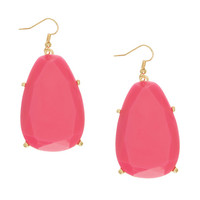 Pink Picnic Earrings