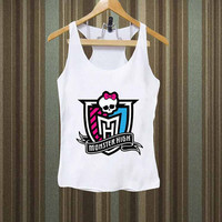 Monster High Men,Women Tank