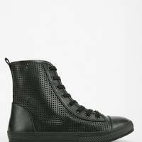 Shellys London Cutout High-Top Sneaker - Urban Outfitters