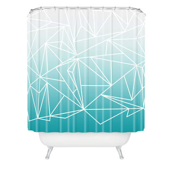 Mareike Boehmer Simplicity 1 Shower Curtain