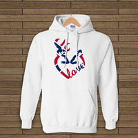Love Browning Rebel Flag hoodie sweethoodie