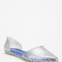 Jeffrey Campbell In Love Jelly D'Orsay Flat - Urban Outfitters