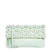 Aldo Longstreet Flower Clutch