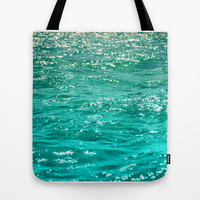 SIMPLY SEA Tote Bag by Catspaws