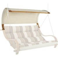 Double Porch Swing Canopy