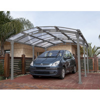 Poly-Tex Arcadia 5000 Carport Kit