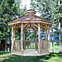 Montana Woodworks Gazebo