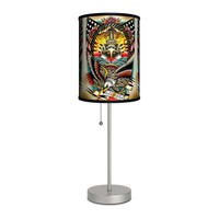 Dead by Tyler Bredeweg for Tattooed Lamps
