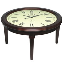 Clock Coffee Table Collection