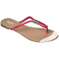 Women's Mossimo® Ava Flip Flops - Assorted Colors