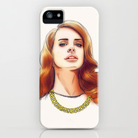 Burning Desire iPhone & iPod Case by Sara Eshak