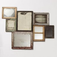 Collected Memories Mirror - Anthropologie.com