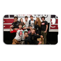 Magcon iPhone Case Cute Nash Grier iPod Case Magcon Group Shot Hot iPhone Case iPhone 4 iPhone 5 iPhone 4s iPhone 5s iPod 4 iPod 5 iPhone 5c