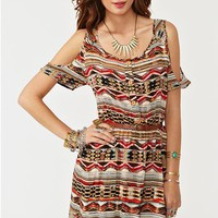 Cheyenne Cutout Dress in  Clothes at Nasty Gal